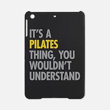 Its A Pilates Thing iPad Mini Case