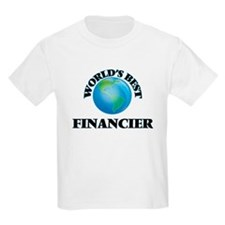 World's Best Financier T-Shirt