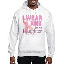 Breast Cancer Awareness Daughter Hoodie