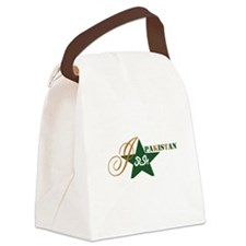 I love Pakistan Canvas Lunch Bag