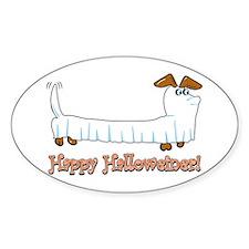 Happy Halloweiner Decal
