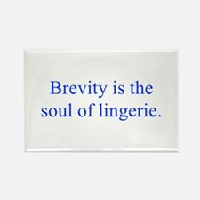 Brevity is the soul of lingerie Magnets