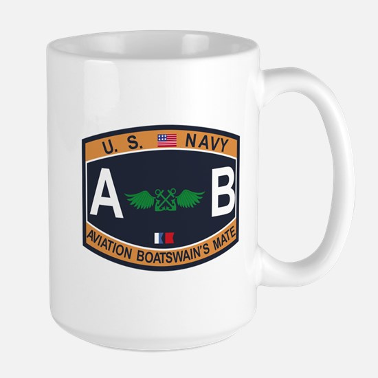 Aviation Boatswains Mate US Navy Rating Milit Mugs