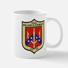 USS WILLIAM H. STANDLEY Mug