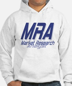 Cool Market Research Analyst Hoodie