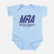 Cool Market Research Analyst Infant Bodysuit