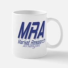 Cool Market Research Analyst Mug