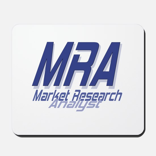 Cool Market Research Analyst Mousepad