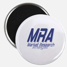 Cool Market Research Analyst Magnet