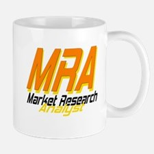 Market Research Analyst Mug