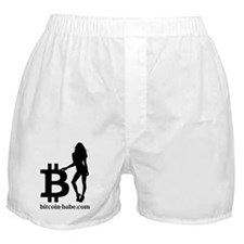 Funny Logo Boxer Shorts