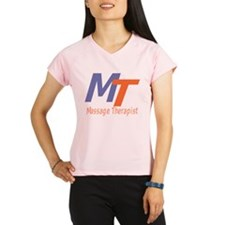 Modern Cool Massage Therap Performance Dry T-Shirt