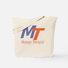 Modern Cool Massage Therapist Tote Bag