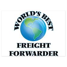 World's Best Freight Forwarder Invitations
