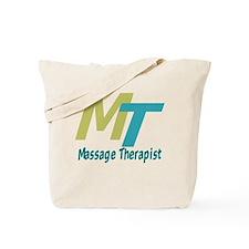 Logo Style Massage Therapist Tote Bag