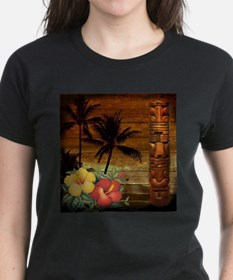passion flower hawaii totem T-Shirt