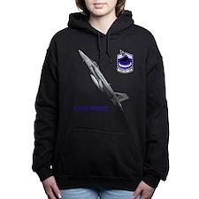 VFA142ogo10x10_apparel c Women's Hooded Sweatshirt