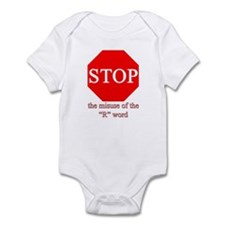 STOP Infant Bodysuit