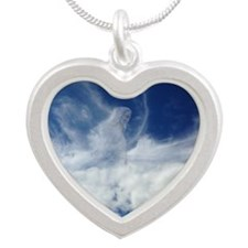 Jesus in Clouds Necklaces