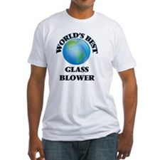 World's Best Glass Blower T-Shirt