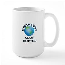 World's Best Glass Blower Mugs