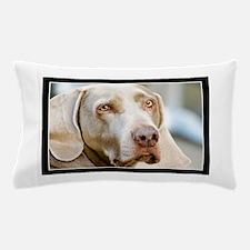 Weimaraner Pillow Case