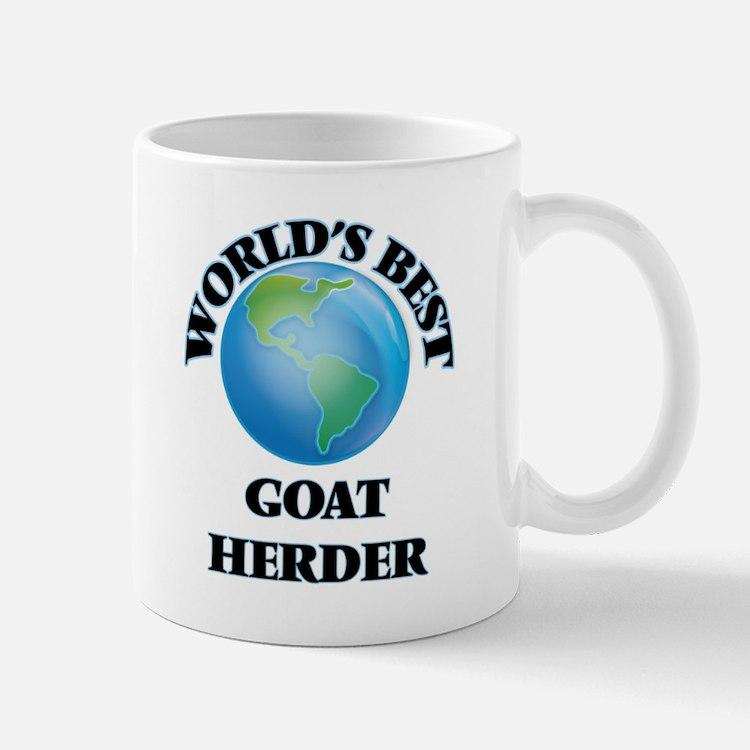 World's Best Goat Herder Mugs