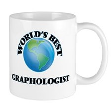 World's Best Graphologist Mugs