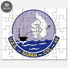 CVL-48 A USS SAIPAN Multi-Purpose Light Air Puzzle
