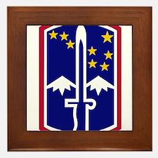172nd Infantry Brigade.png Framed Tile
