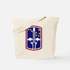 172nd Infantry Brigade.png Tote Bag