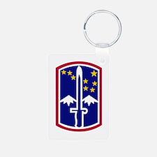 172nd Infantry Brigade Keychains