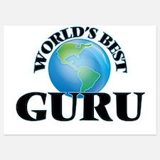 World's Best Guru Invitations