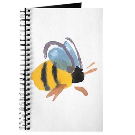 Bee - Watercolor Journal