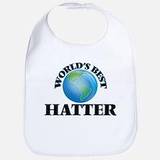 World's Best Hatter Bib