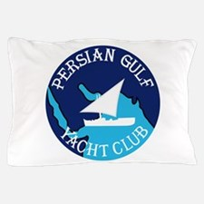 PERSIAN GULF YACHT CLUB South West Asi Pillow Case
