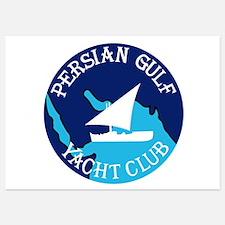 PERSIAN GULF YACHT CLUB South West Asi Invitations