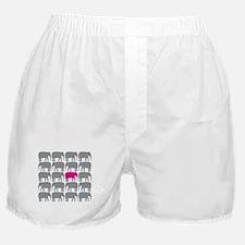 Elephants_T Boxer Shorts