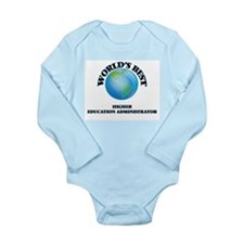 World's Best Higher Education Administra Body Suit