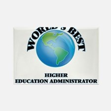 World's Best Higher Education Administrato Magnets