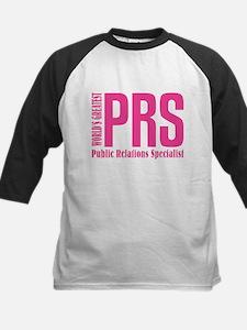 Public Relations Specialist Kids Baseball Jersey