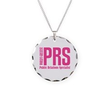 Public Relations Specialist Necklace