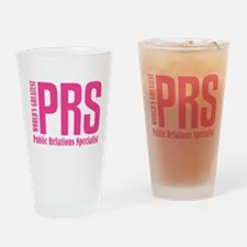 Public Relations Specialist Drinking Glass