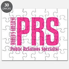 Public Relations Specialist Puzzle