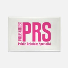 Public Relations Speci Rectangle Magnet (100 pack)