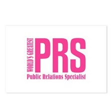 Public Relations Speciali Postcards (Package of 8)