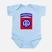 82nd Airborne Division Infant Bodysuit