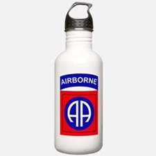 82nd Airborne Division Water Bottle