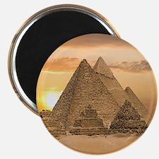 Giza Pyramids Magnets