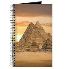 Giza Pyramids Journal